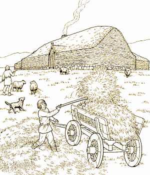 Hurstwic: Families and Demographics in the Viking Age