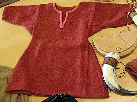 Hurstwic: Clothing in the Viking Age