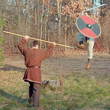 Hurstwic: Viking Spear